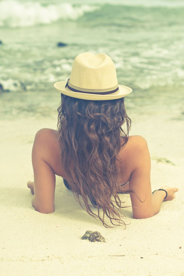 I like this one too! Being at the beach is what I love about the warm months