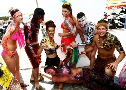 Samui Boat Party - Zoo Project