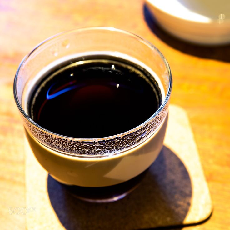 Black Nectar - Moning cup of clean hand drip coffee.