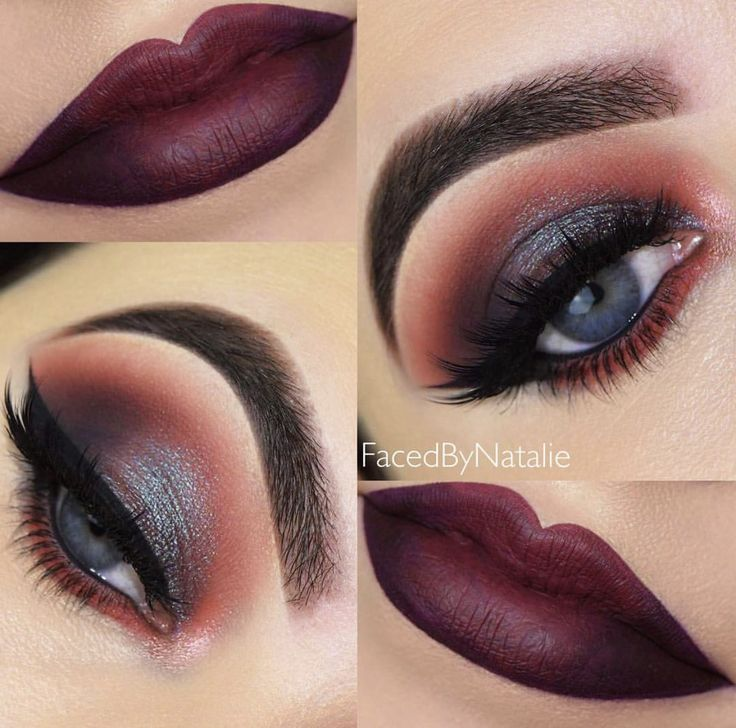 Fall glam by @facedbynatalie! Get 15% off all mink lashes with promo code LUXYPIN SHOP: www.luxy-lash.com