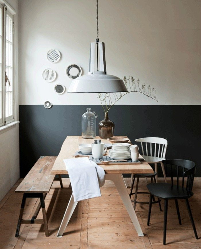 Two Colored Walls Best 25 Two Toned Walls Ideas On Pinterest Two