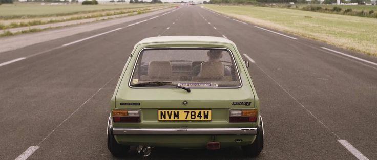 Volkswagen Polo Mk1 by Sam Wookey