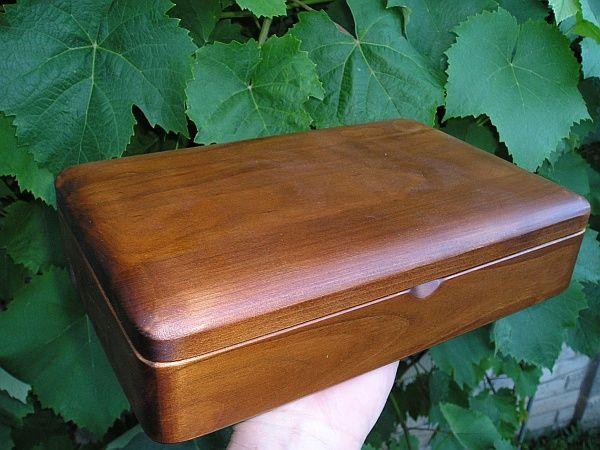 Krabička na šperky, dřevěné dárky s textem na přání. SKLADEM eshop www.soly.cz