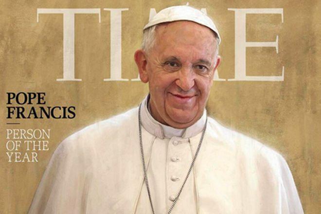 Que Miley Cyrus que nada, Papa Francisco escolhido a personalidade do ano http://www.bluebus.com.br/papa-francisco-escolhido-personalidade-ano-pela-revista-time/