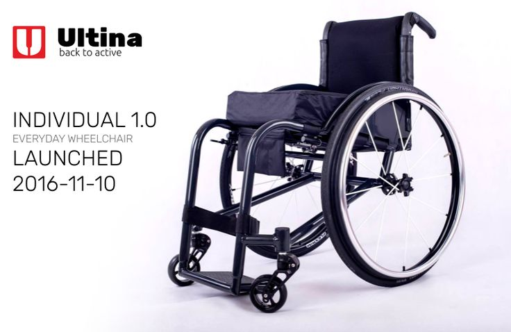 Brand new everyday wheelchair Ultina INDIVIDUAL
