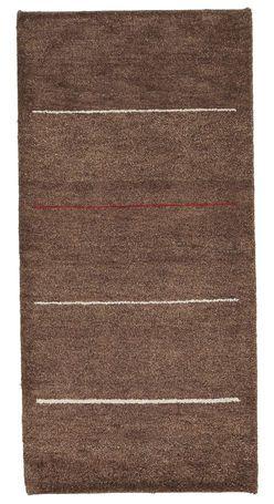 Gabbeh Indisch Teppich 63x131