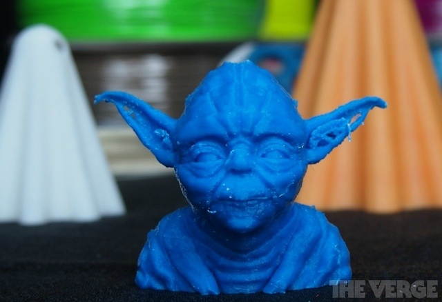 Staples to launch 3D printing service in early 2013 beginning in the Netherlands andBelgium
