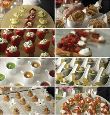 Finger food catering – Fashionable yet mouthwatering!   #catering
