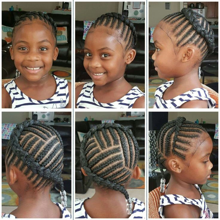 Braided Hairstyles For Kids Adorable 514 Best Hairkids Edition Images On Pinterest  Braid Hair Styles