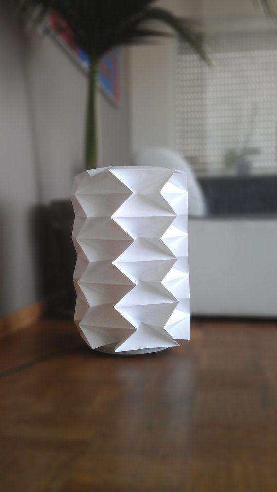 lampe aus pappmache inserat bild und ffabdbabec floor lamps origami