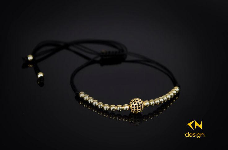 Gold Plated Sterling Silver Balls Bracelet by Cndesignofficial on Etsy https://www.etsy.com/listing/256779425/gold-plated-sterling-silver-balls