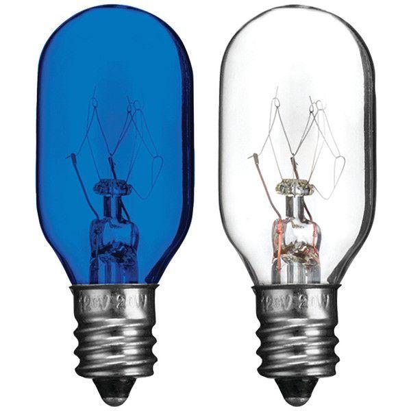 CONAIR RP3435B 2-Sided Illuminated Mirror 20W Replacement Bulbs