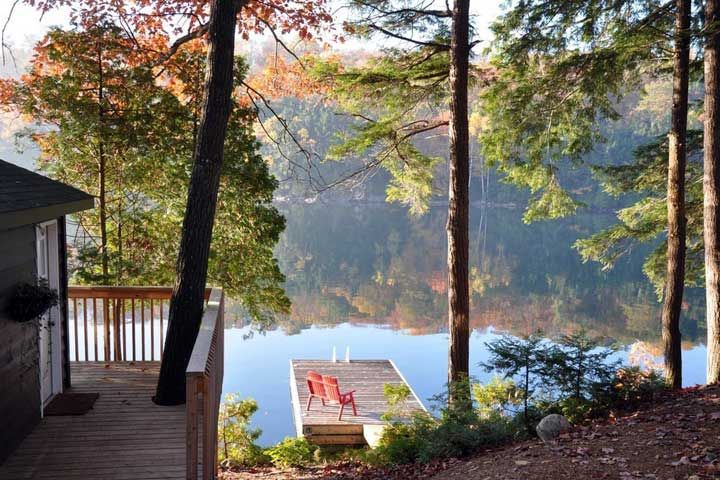 Best Cottage Getaways in Ontario for Labour Day Weekend