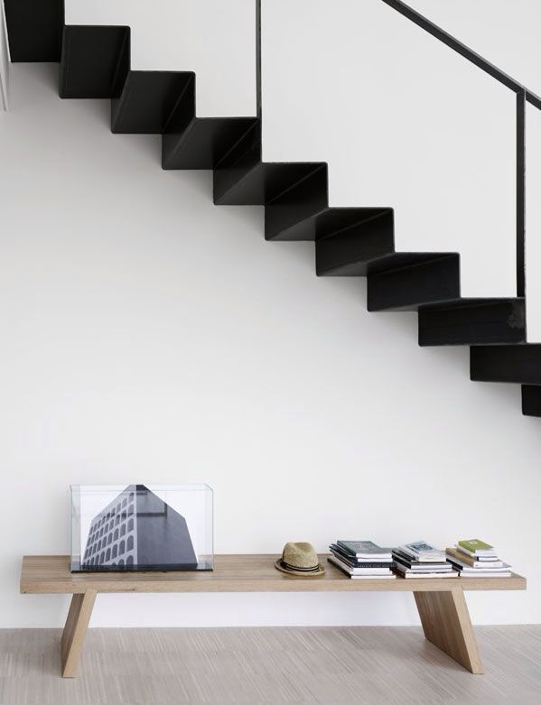Stairs and use of stairwell