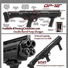 Картинки по запросу Standard Manufacturing Co DP-12 Double Barrel Bullpup