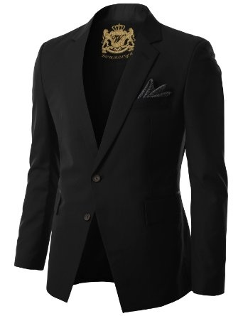 Doublju Mens Dress Suit Jacket with 2 Buttons Single Breasted --- http://www.amazon.com/Doublju-Jacket-Buttons-Breasted-KMUJ005/dp/B00CHZHGKS/?tag=httpswwwf09c8-20