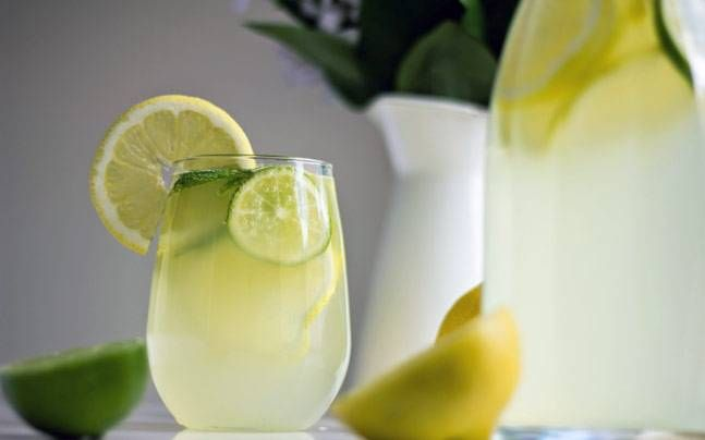 Why drinking good old #nimbu pani in the #hot #weather is your best bet against #summer woes #health #care