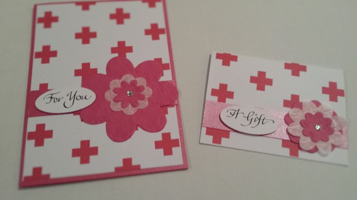 Personalised sentiments for greeting card and gift tag.