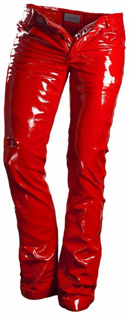 Richard Orlinski - Red Jeans