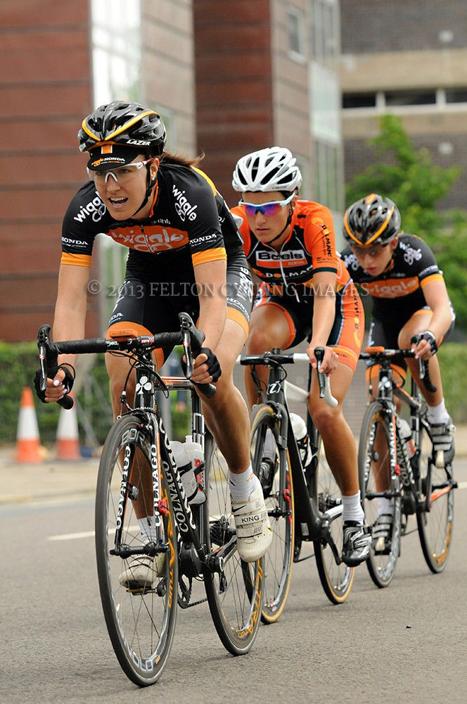 I love this photo of Dani King, Lizzie Armitstead & Laura Trott! They were competing in the 2013 National Road Race Championships, Glasgow, Scotland.
