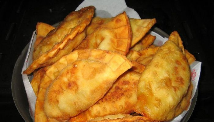 Pidoni fritti di Messina detti pituni o pitoni