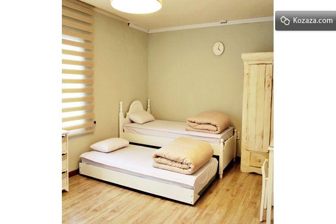 Le sol Guest house in Hongdae : Cypress