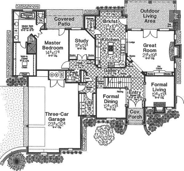 109 best images about floor plans on pinterest house for Outdoor floor plan