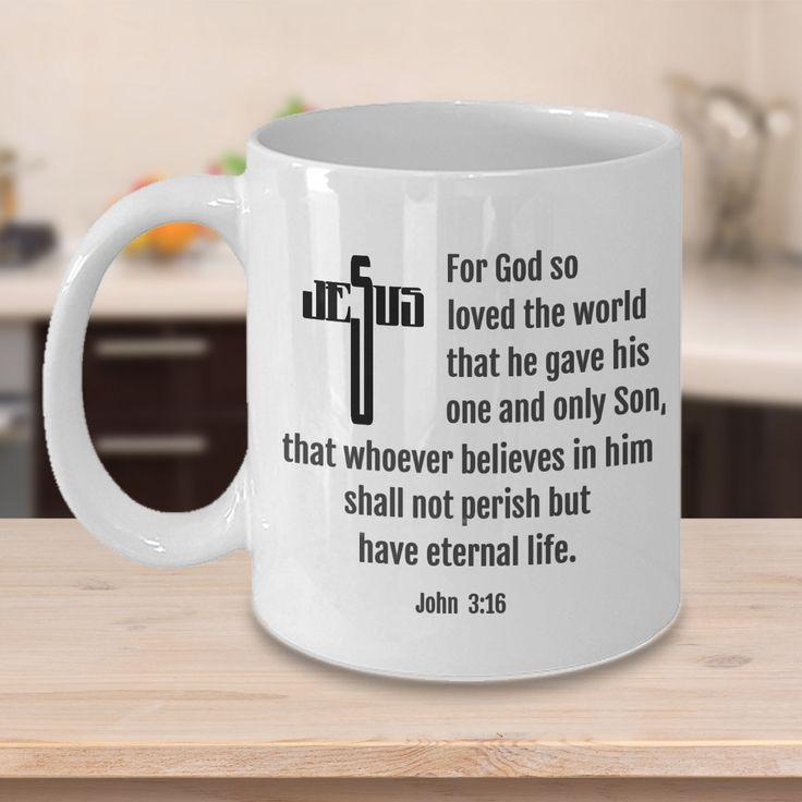CHRISTIAN COFFEE MUG - http://www.amazon.com/dp/B072TXJRQJ
