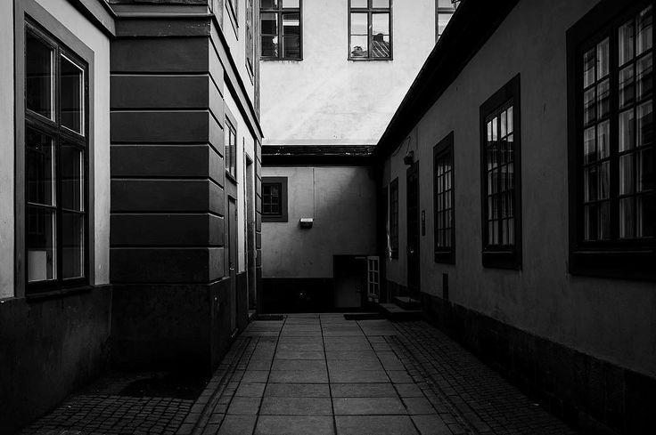 Gamla Stan, Stockholm - Fujifilm XT-1 + XF 23mm f/1.4 R