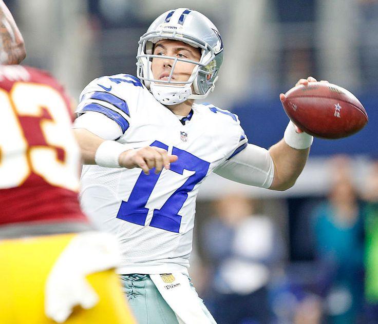Dallas Cowboys backup Quarterback Kellen Moore