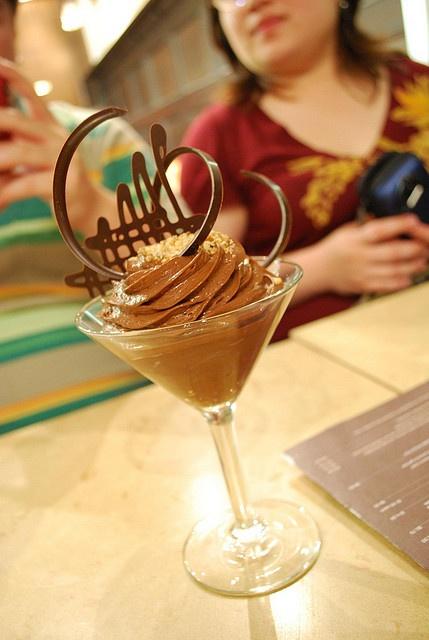 Chocolate Mousse Martini - Koko Black Carlton