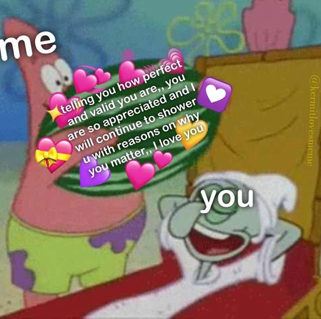 Pin By Karolina Paulino On Hearts Cute Love Memes Love You Meme Wholesome Memes