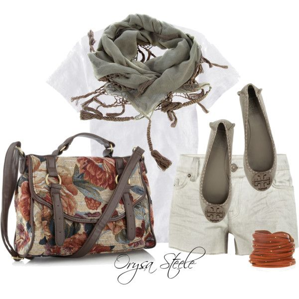 """""""Afternoon Latte"""" by orysa on Polyvore"""