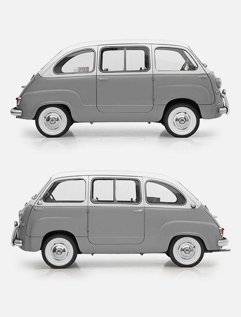 Fiat 600 Multipla (1956–1966)