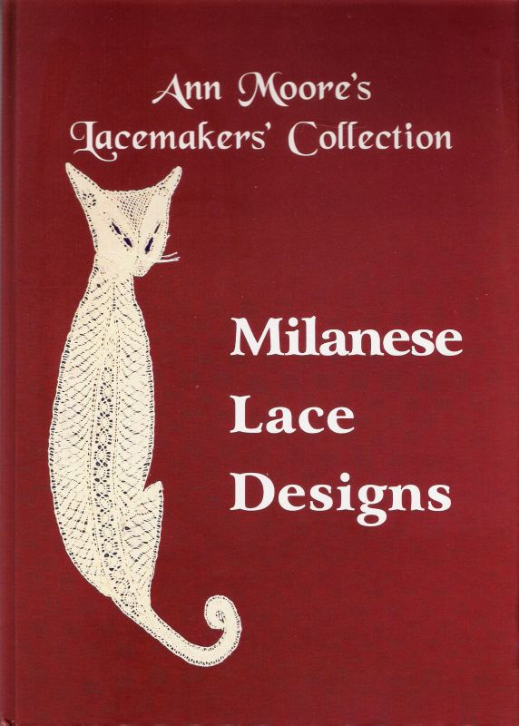 Milanese Lace Designs - Ann Moore Lacemakers' Collection - Helena Strzępa - Álbumes web de Picasa