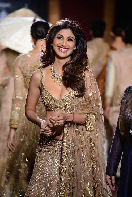 Bollywood, Tollywood & Más: Shilpa Shetty India Fashion week