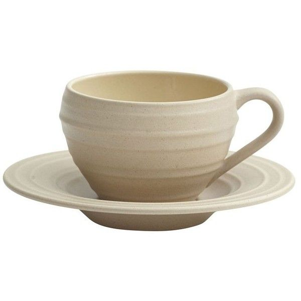 Clean lines rendered in a rustic, earthy pattern. Swirls rich, double finish- smooth and glossy on the inside, ribbed and matte on the outside- sets a striking…
