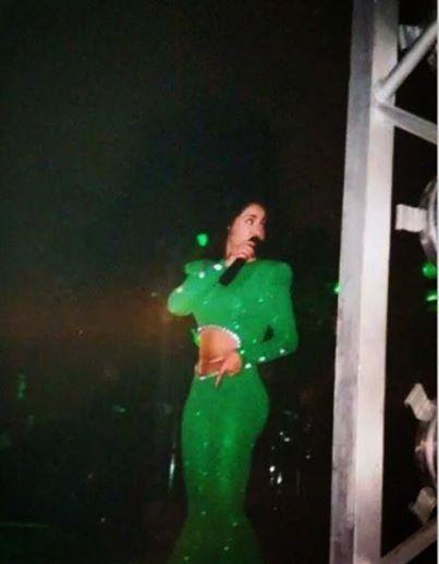 Beautiful rare Selena picture