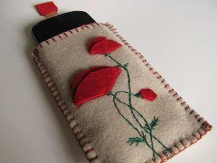 чехол для телефона из фетра своими руками: 14 тыс изображений найдено в Яндекс.Картинках