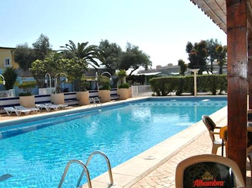 "Camping ""Costa Blanca"" in Alicante (Spain)"