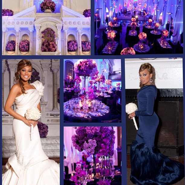 Monica And Shannon Brown S Wedding