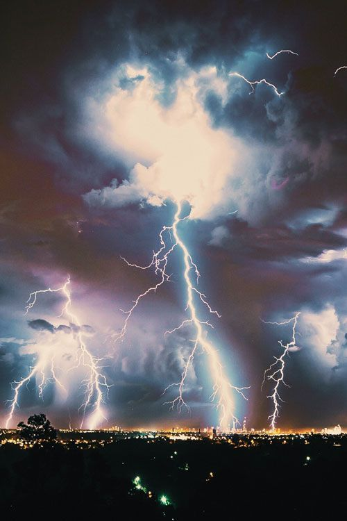 """Lightning Storm © Marc Ilicic""                                                                                                                                                                                 More"