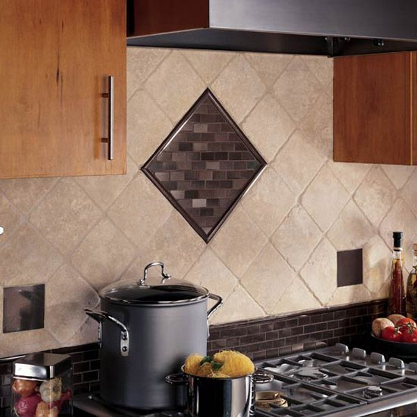 Kitchen Backsplash Rock: 1000+ Images About Tumbled Backsplash On Pinterest