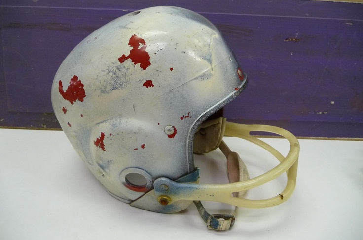 Football Helmet Painting : Images about vintage football helmets on pinterest