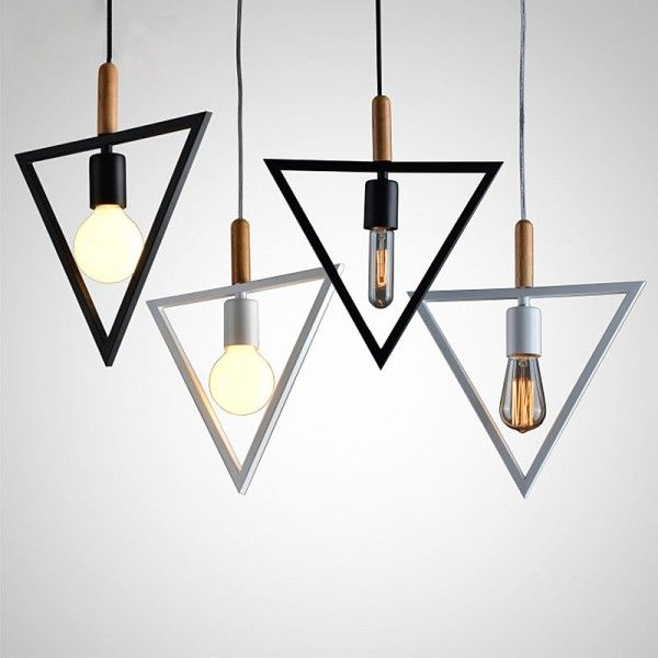 Nordic Triangular Pendant light