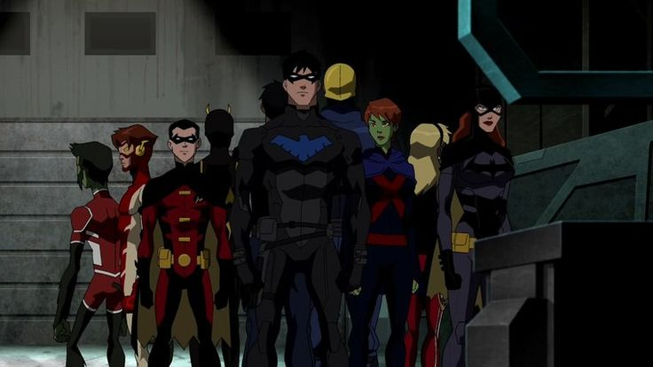 It's happening It's happening its happening!!! And Greg supports it! Get the ball rolling, guys. #RenewYoungJustice