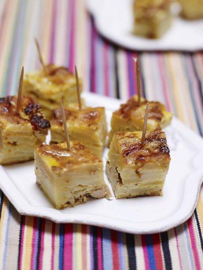 Tortillas de foie gras au poivre