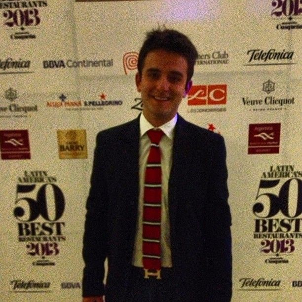 The 50 Best Restaurants Latínamerica #the50bestsanpellegrino #the50best #colombia @Janie Lindquist Juan Manuel Barrientos @FineDiningLovers — en Country Club Lima Hotel.