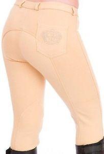 Sherwood Forest Pantaloni DA Equitazione PER Donna Arancione Nuovo | eBay