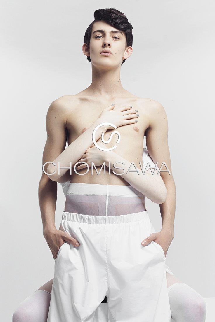 CHOMISAWA Immaculate ss2015 campaign